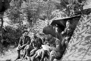 Soldati al fronte